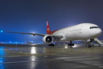 VQ-BUD - Nordwind Airlines Boeing 777-200ER