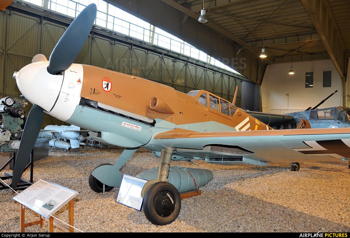 Germany - Luftwaffe (WW2) 10575 aircraft at Berlin - Gatow
