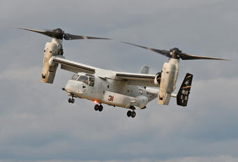 BUNO 168019 - USA - Marine Corps Bell-Boeing MV-22B Osprey