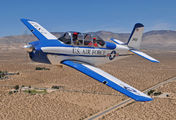 N134LM - Private Beechcraft T-34A Mentor aircraft