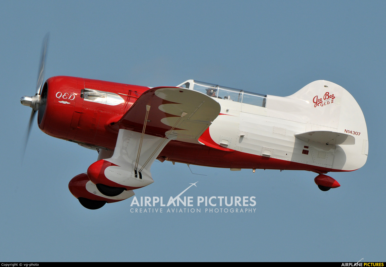 Private N14307 aircraft at Oshkosh - Wittman Regional