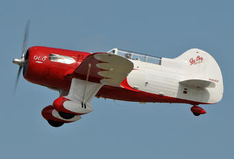 N14307 - Private Moss Gee Bee Q.E.D. Replica