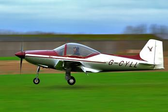 G-CYLL - Private Falco F8