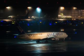 JA8356 - ANA - All Nippon Airways Boeing 767-300F