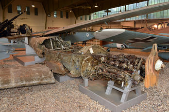 DH+BE - Germany - Luftwaffe (WW2) Messerschmitt Bf.108 Taifun