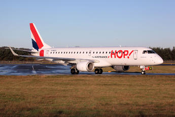 F-HBLB - Air France - Hop! Embraer ERJ-190 (190-100)