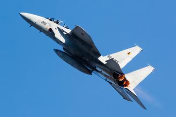 82-8065 - Japan - Air Self Defence Force Mitsubishi F-15DJ