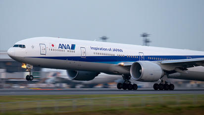 JA788A - ANA - All Nippon Airways Boeing 777-300ER