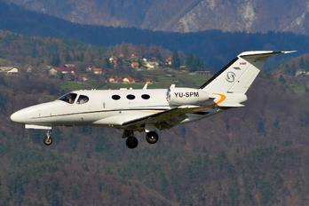 YU-SPM - Private Cessna 510 Citation Mustang