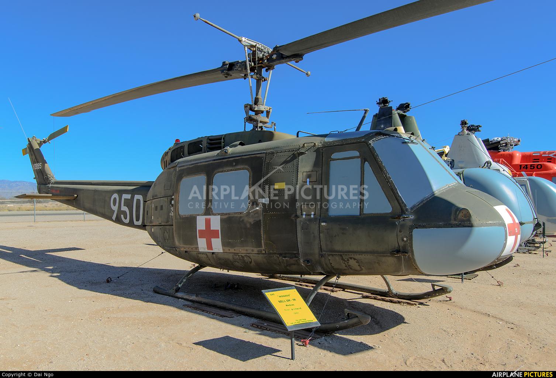 USA - Army 64-13895 aircraft at Tucson - Pima Air & Space Museum