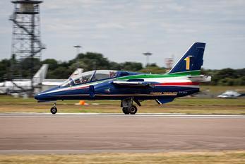 """CPX-619 - Italy - Air Force """"Frecce Tricolori"""" Aermacchi M-345"""