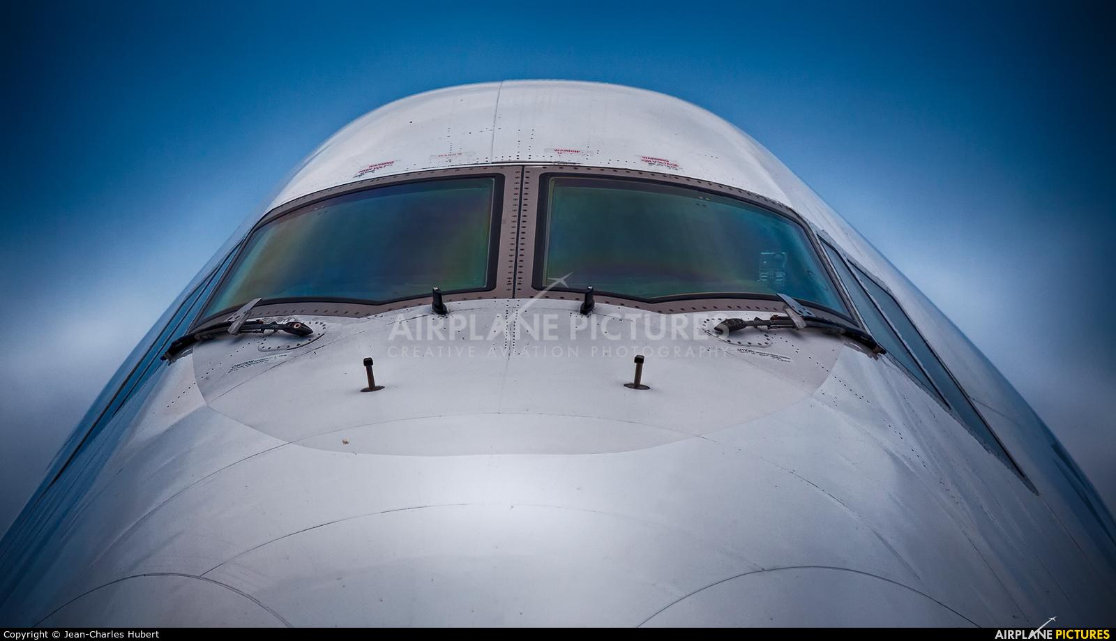 Lufthansa D-ABVP aircraft at Montreal - Pierre Elliott Trudeau Intl, QC