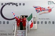 G-VROC - Virgin Atlantic Boeing 747-400 aircraft