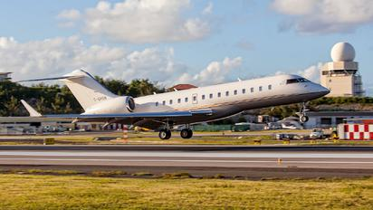 C-GHSW - Private Bombardier BD-700 Global Express