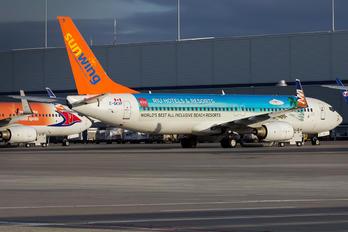 C-GKVP - Sunwing Airlines Boeing 737-800