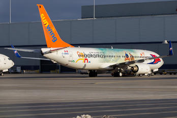 C-GRKB - Sunwing Airlines Boeing 737-800