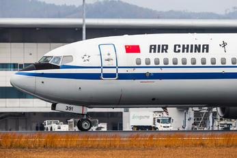 B-5391 - Air China Boeing 737-800