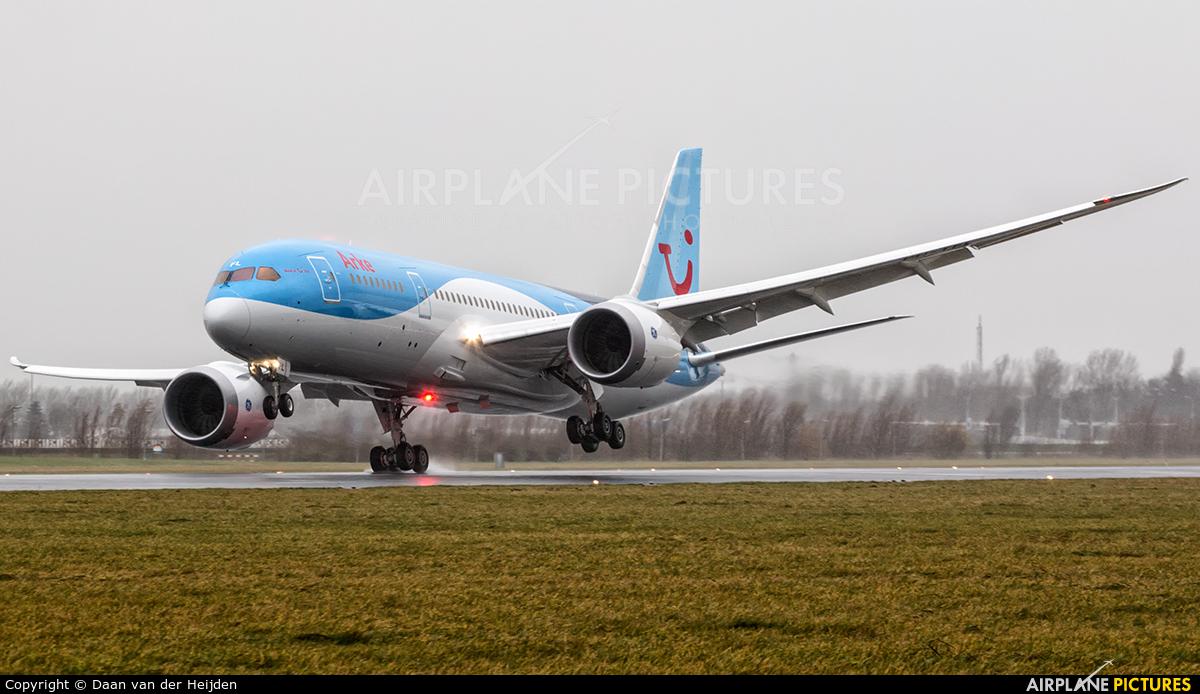 Arke/Arkefly PH-TFL aircraft at Amsterdam - Schiphol