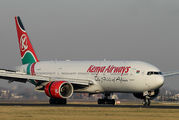 5Y-KQU - Kenya Airways Boeing 777-200ER aircraft