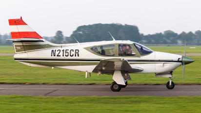 N215CR - Private Rockwell Commander 112