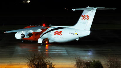 EC-GQO - TNT British Aerospace BAe 146-200/Avro RJ85