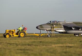ZZ190 - Royal Navy Hawker Hunter F.58