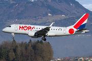 F-HBXL - Air France - Hop! Embraer ERJ-170 (170-100) aircraft
