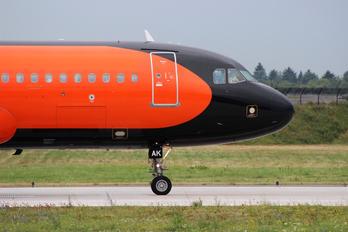 UR-DAK - Donbassaero Airbus A320