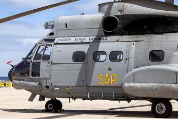 HD.21-7 - Spain - Air Force Aerospatiale AS332 Super Puma