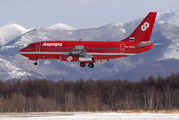 RA-73003 - Aurora Boeing 737-200 aircraft