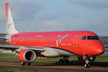 G-FBEE - Vim Airlines Embraer ERJ-195 (190-200)