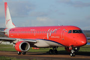 G-FBEE - Vim Airlines Embraer ERJ-195 (190-200) aircraft