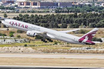 A7-BAK - Qatar Airways Boeing 777-300ER