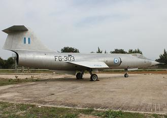 7097 - Greece - Hellenic Air Force Lockheed F-104G Starfighter