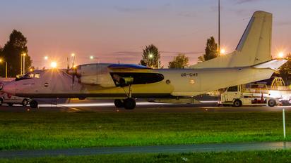 UR-CHT - Meridian Aviation Antonov An-26 (all models)