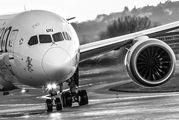 ET-AOQ - Ethiopian Airlines Boeing 787-8 Dreamliner aircraft