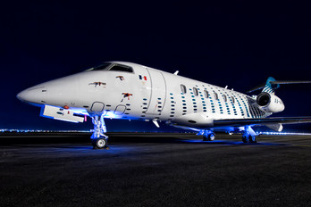 XA-VFV - Private Bombardier BD-100 Challenger 300 series