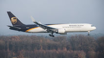 N350UP - UPS - United Parcel Service Boeing 767-300F aircraft
