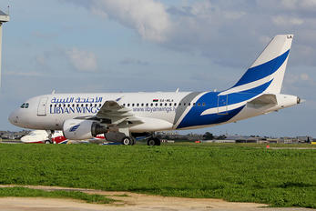 5A-WLA - Libyan Wings Airbus A319