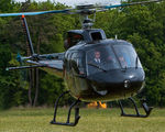 F-GIBM - Private Aerospatiale AS350 Ecureuil / Squirrel aircraft