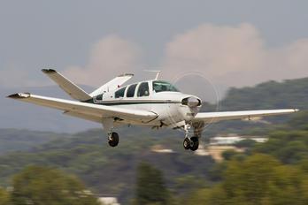 F-GHKG - Private Beechcraft 35 Bonanza V series
