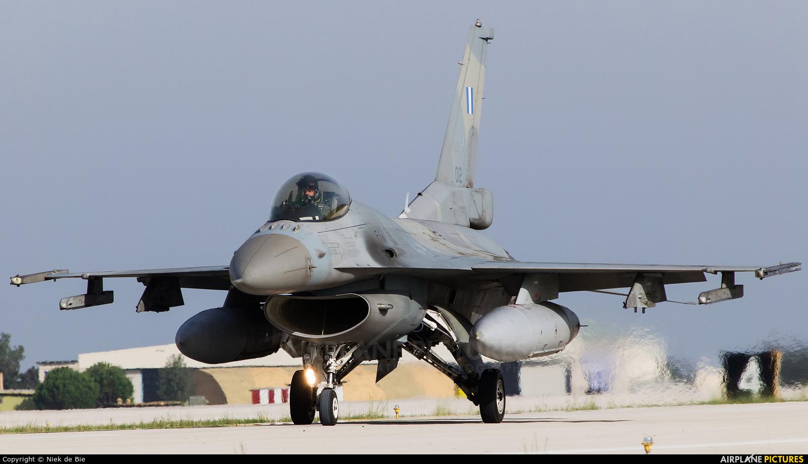 Greece - Hellenic Air Force 012 aircraft at Araxos