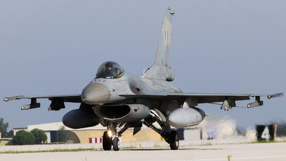 012 - Greece - Hellenic Air Force Lockheed Martin F-16CJ Fighting Falcon