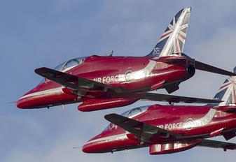 "XX310 - Royal Air Force ""Red Arrows"" British Aerospace Hawk T.1/ 1A"