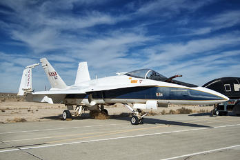 N847NA - NASA McDonnell Douglas F/A-18A Hornet