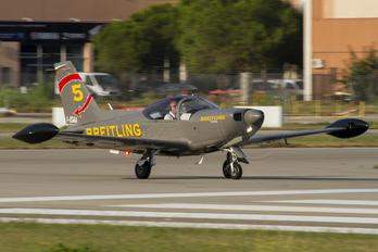 I-ISAA - Breitling Devils SIAI-Marchetti SF-260