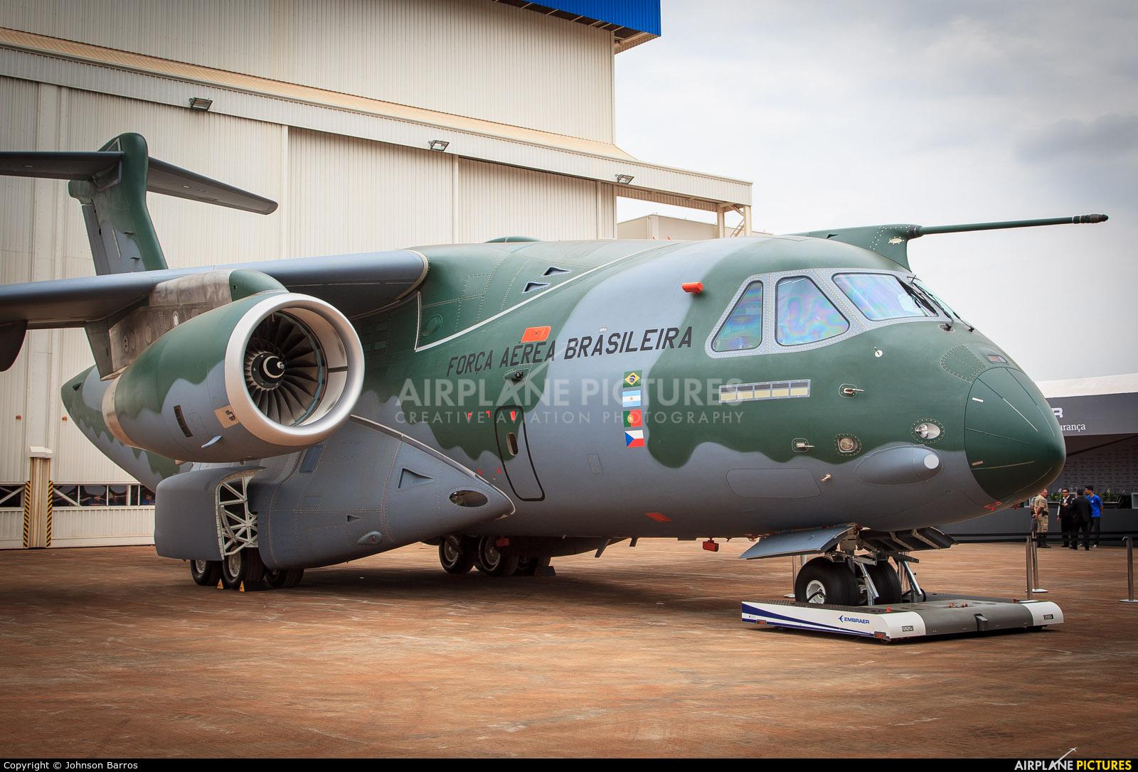 Brazil - Air Force PT-ZNF aircraft at Gavião Peixoto