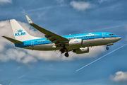 PH-BGD - KLM Boeing 737-700 aircraft