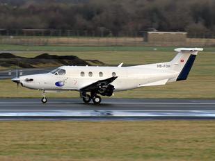 HB-FQH - Private Pilatus PC-12