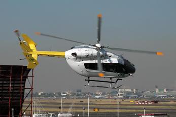 XA-UPU - Transportes Aereos Pegaso Eurocopter EC145